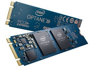 Intel Optane SSD 800pシリーズを発表