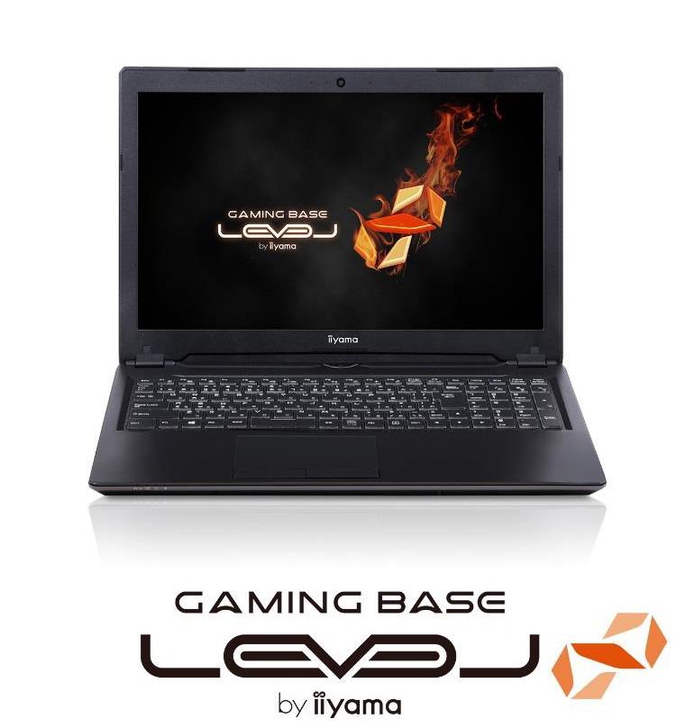 パソコン工房 NVIDIA GeForce GTX 1060[6GB]とインテル Core i7-8750H を搭載した15 型フルHD 薄型ゲーミングノートパソコンを発売