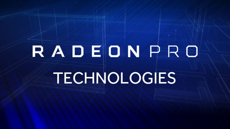 AMD Radeon Pro WX 8200 (Vega 10)