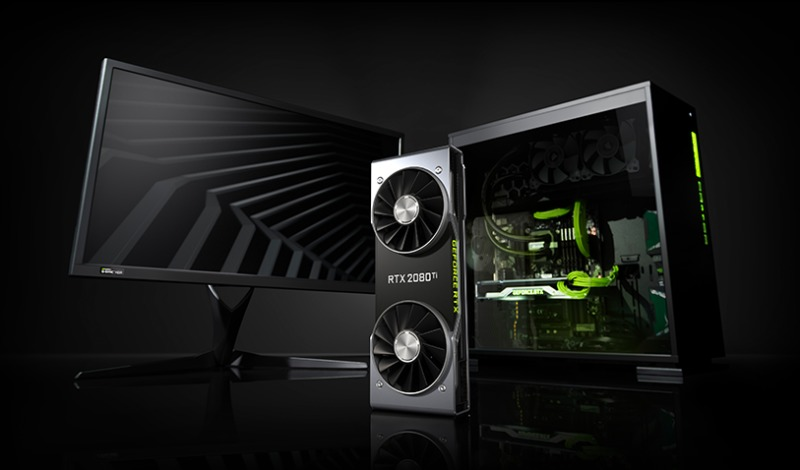 NVIDIA GeForce RTX 2080 Ti ベンチマーク