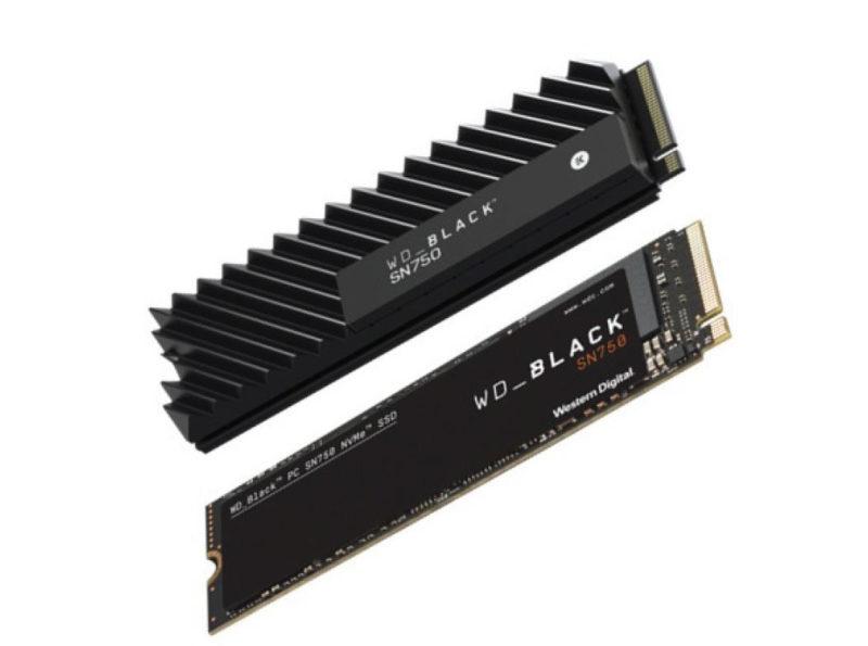 ゲーミングPCに最適 NVMe SSD WD Black SN750発表
