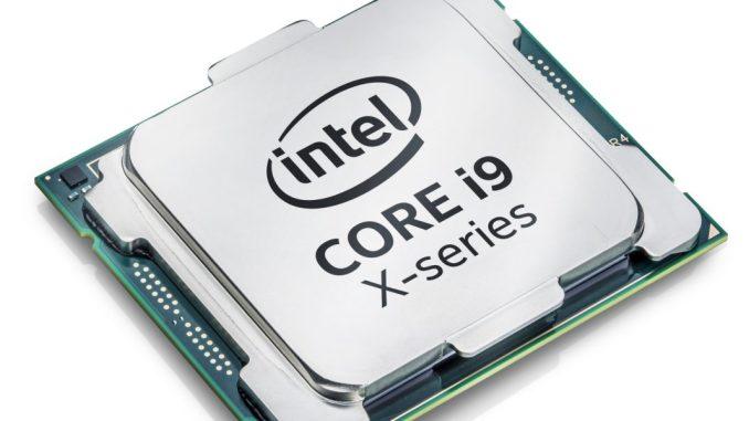 Intel 10コア Cascade Lake-X データベースに?!