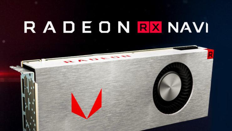 AMD Navi GPU 4つ?!