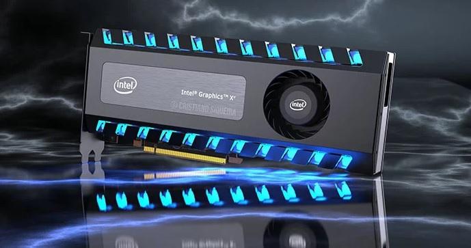 Intel dGPU 「Xe」の画像が?!
