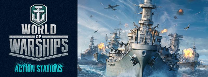 ドスパラ「World of Warships」推奨ゲーミングPC