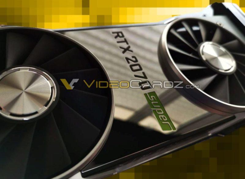 NVIDIA GeForce SUPERを2019年7月2日に発表?!