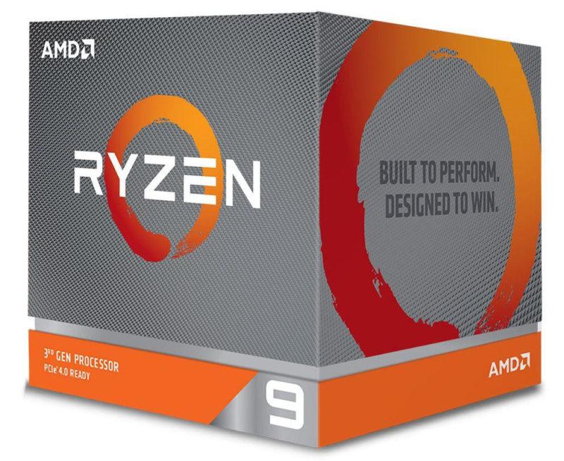 AMD Ryzen 9 3950 3900 など 12コア TDP65W?!
