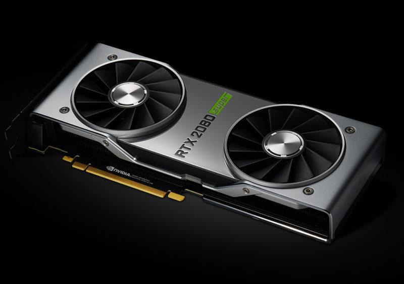 NVIDIA GeForce RTX 2080 Super販売開始