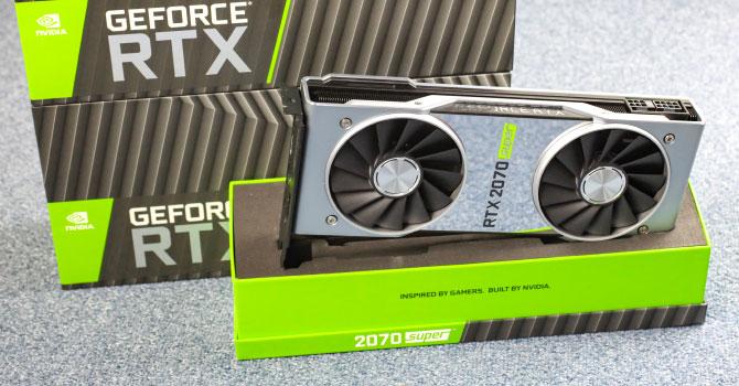 NVIDIA GeForce RTX 20 Super series発表