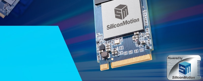 Silicon Motion PCI-Express 4.0対応 コントローラSM2264、SM2267を発表