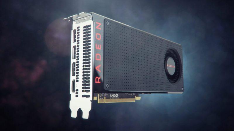 AMD Navi 14 新たな派生品