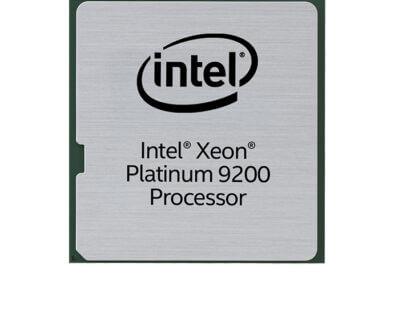 Intel Cooper Lake 最大56コア