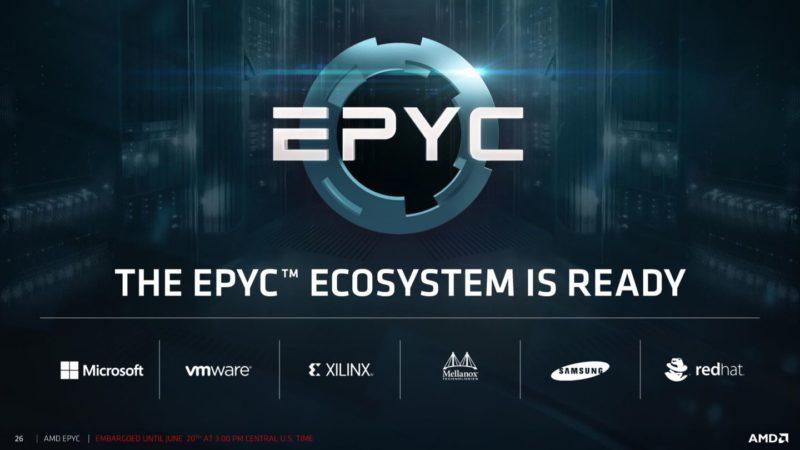 AMD 15タイルの強力なMilan CPU製品へ
