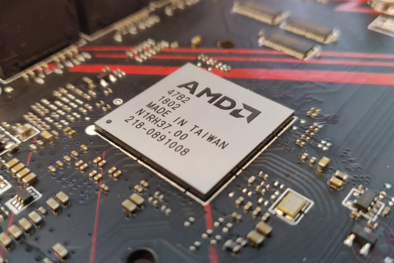 AMD B550チップセットの仕様