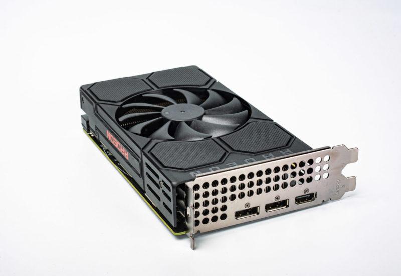 AMD Navi 14 GPUを搭載したAMD Radeon RX 5500のテスト