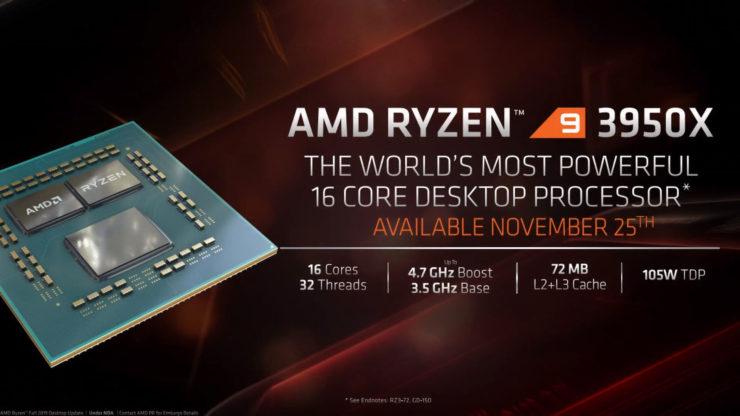 AMD Ryzen Threadripper 3960X vs Intel Core i9-9980XE ベンチマーク