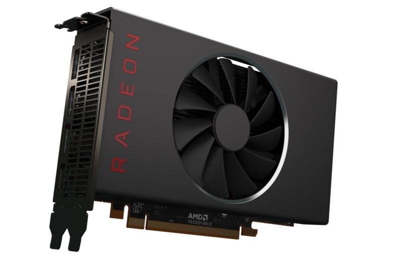AMD Radeon RX 5600 XT RX 5500 XT