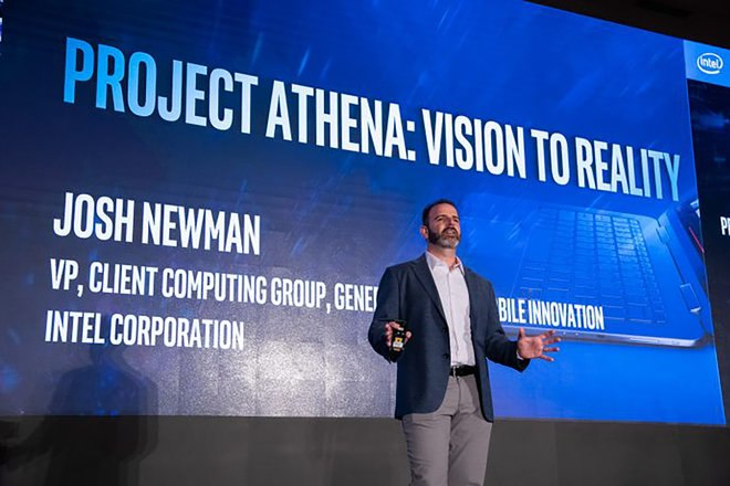 Intel ノートパソコンの熱設計を革新する「蒸気室とグラファイトシートの冷却」