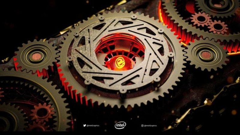 IntelのXe HP MCM GPUは非常に大きな3696mm²パッケージ
