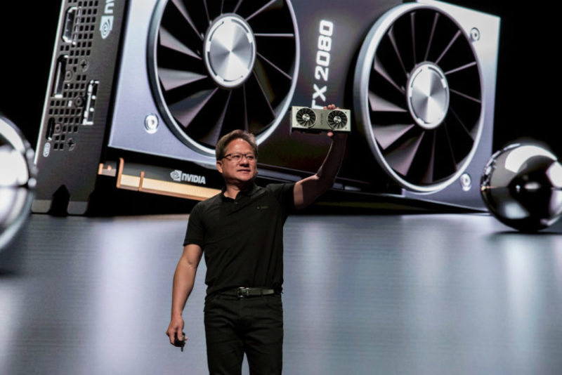 NVIDIA GeForce RTX GPUが次世代コンソールより高速で強力