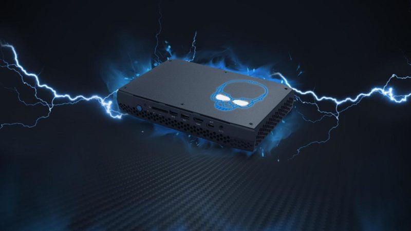 Intel Ghost Canyon NUCの全レビューが?!