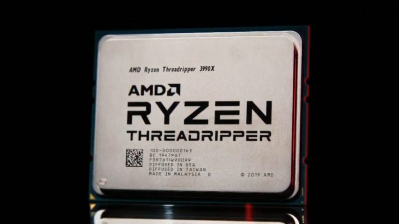 AMD Ryzen Threadripper 3990X 64コア、4000ドルの究極のHEDT CPUが解き放たれる