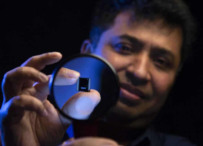 Intel Foverosテクノロジーを搭載した小型で革新的なLakefield SOCを展示