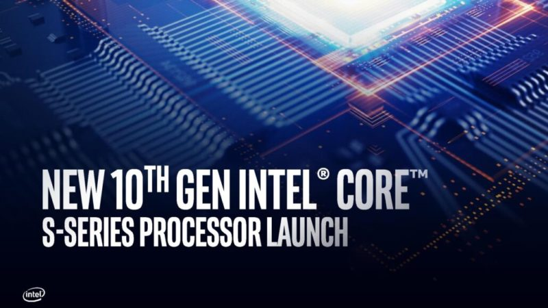 Intel Comet Lakeが4月30日に登場