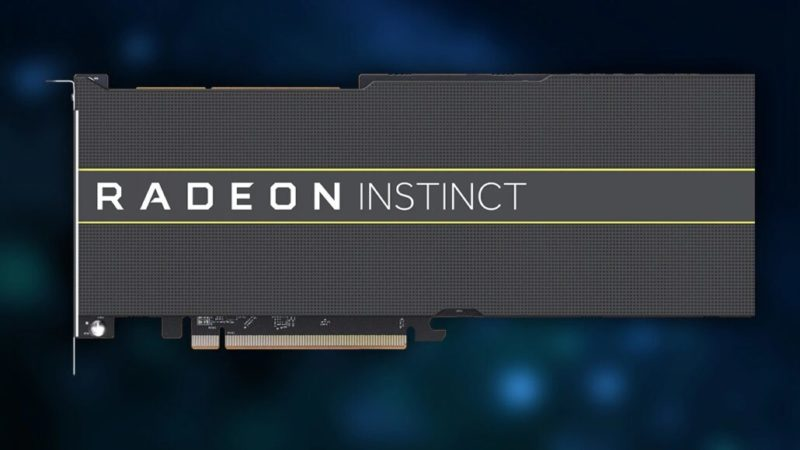 AMD CDNAアーキテクチャベースのArcturus GPU「Radeon Instinct」テストボードが発見される