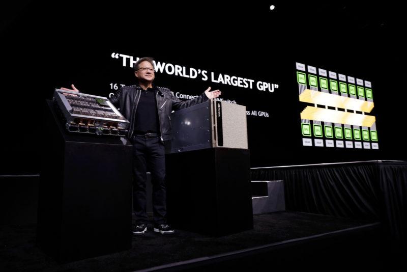 NVIDIAがGTC 2020に先駆けて世界最大のグラフィックスカードAmpere GPU搭載のDGX A100スーパーコンピューティングシステムを発表