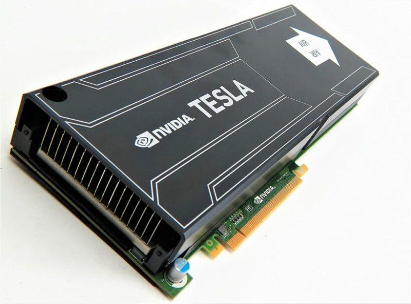 NVIDIAはTeslaの混乱を避けるためにTeslaブランドを廃止