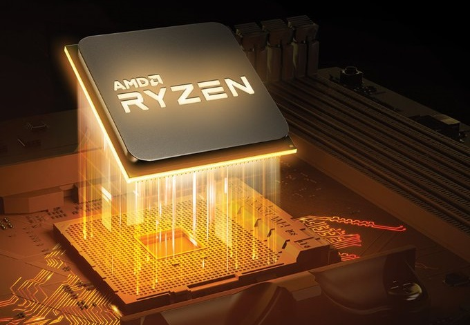 AMD Ryzen 7 4700G RenoirデスクトップAPUの写真は、最初の8コア7 nm Zen 2で2.1 GHz Vega GPUコアを搭載