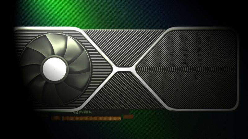NVIDIA GeForce RTX 3090フラッグシップAmpere Graphics Cardは、USD$1399、24 GBの大容量GDDR6Xメモリを搭載