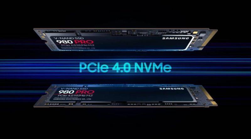 Samsung 980 PRO PCIe 4.0 SSDは、読み取り速度7000MBでニッケルメッキヒートシンク搭載
