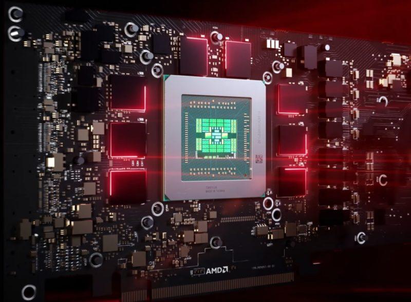 AMD Radeon RX 6000 'Big Navi'グラフィックスカード(写真)、Samsungの16 GB GDDR6メモリと256ビットバスを備えた初期テストボード