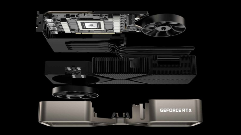 NVIDIA GeForce RTX 3080 Ashes of the Singularity 4K Benchmarks Leaked