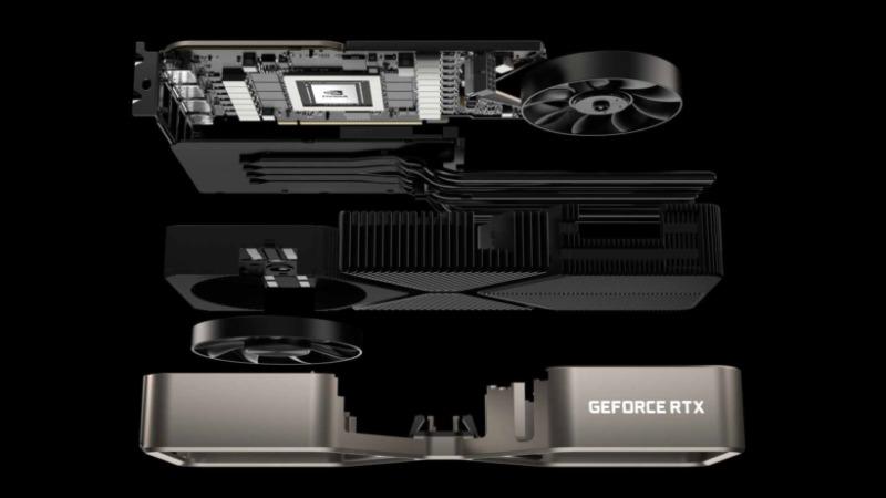 NVIDIA GeForce RTX 30シリーズとAmpere GPUの詳細 GA102 / GA104 GPU仕様とRTX 3090、RTX 3080、RTX 3070のパフォーマンスと機能