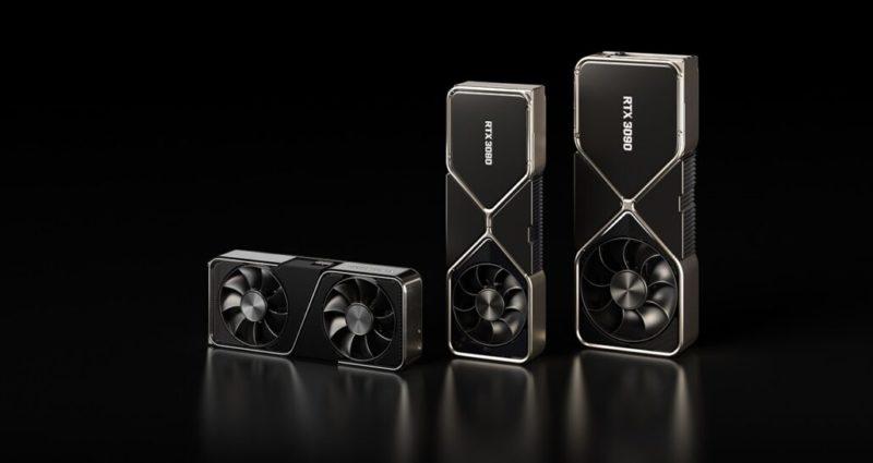 NVIDIA GeForce RTX3080Ti、RTX3070Ti、RTX3060、RTX3050グラフィックスカードがMANLIによってEECに提出される