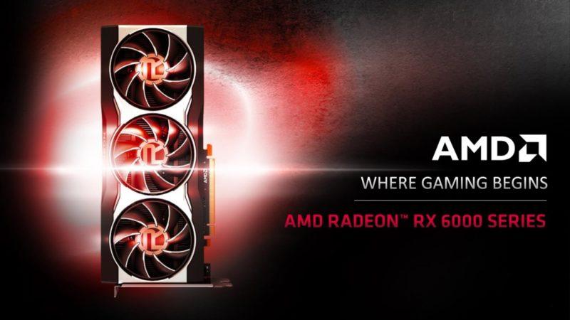 ASUSは発売時にAMDRadeon RX 6800 XTの在庫が少ないことを警告し、AIBカスタムカードは1〜2週間後に販売開始
