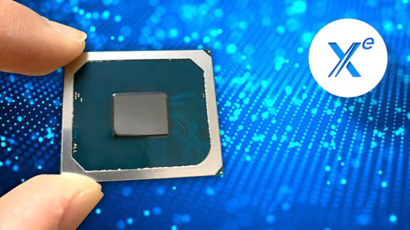 Intelは最初のディスクリートDG1GPUは、XeHPGベースのDG2をすでにテープアウトして出荷
