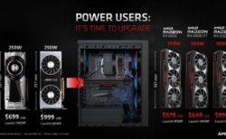 AMD Radeon RX 6800XTおよびRadeonRX 6800「BigNavi」グラフィックスカード販売開始