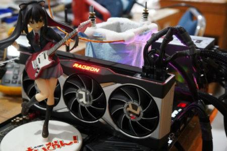 AMD Radeon RX 6800 XT 空冷で2.65 GHzで動作、3DMarkFire Strike世界記録を達成し、LN2冷却のRTX3090より高速