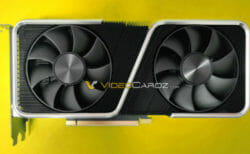 NVIDIA RTX 3060 Tiグラフィックスカードは、USD$399で販売予定で、RTX2080 SUPERより高速