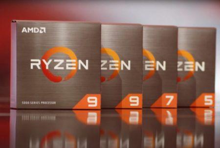AMD Readies Ryzen 9 5900 12 Core&Ryzen 7 5800 8 Core Zen3 OEM向けデスクトップCPUは65W