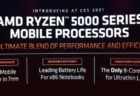 AMD CES 2021イベントでRyzen 5000 Zen3モビリティCPUを含む多くの発表