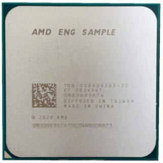 AMD Ryzen 7 5700G / 5750G 8コア Cezanne Zen 3デスクトップAPUの写真とベンチマークはVermeer Ryzen 5000 8コアCPUと同等