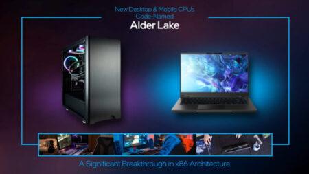 Intel 第12世代AlderLakeモバイルラインナップがリークし、55WのMuscleシリーズで最大8つのビッグコアと8つのスモールコアを搭載