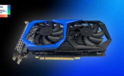 IntelがOEM向けの10nmSuperFinをベースにしたDG1グラフィックスカードを発表