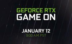NVIDIA GeForceRTXの「ゲームオン」スペシャル CES2021イベントをご覧ください!