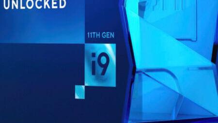 Intel第11世代RocketLakeデスクトップラインナップ全体が予約注文にリスト